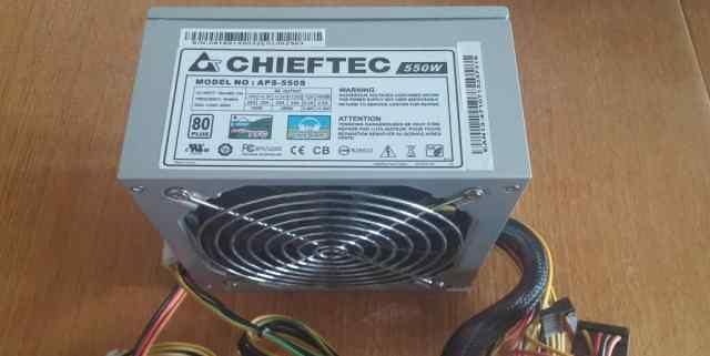 Блок питания Chieftec APS-550S