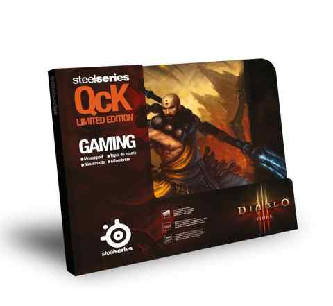 Коврик SteelSeries QcK Limited Edition