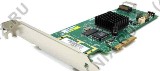Promise FastTrak TX4660 (RTL) PCI-E x4, SATA / SAS