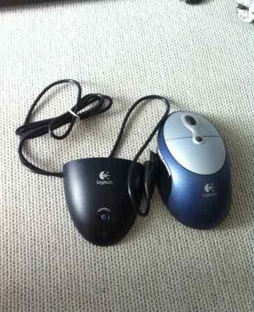 Мышь Logitec