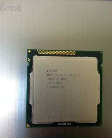 Процессор intel core i3 2100 3.10ghz 1155