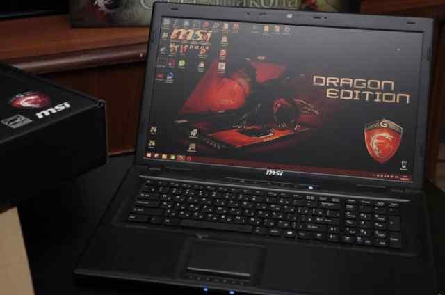 игровой ноутбук MSI GE70 2PL