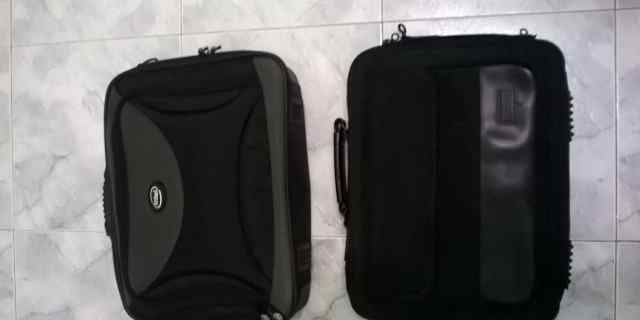 Две сумки для ноутбука