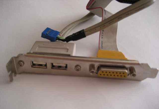 Планки на заднюю панель game, USB+ game