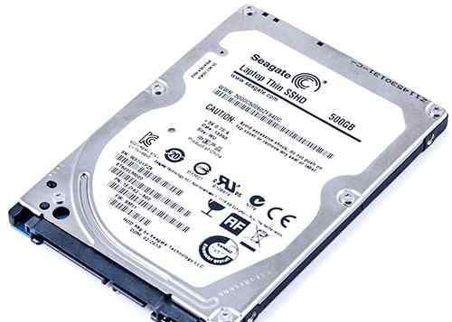 Seagate Laptop Thin 500gb 7мл
