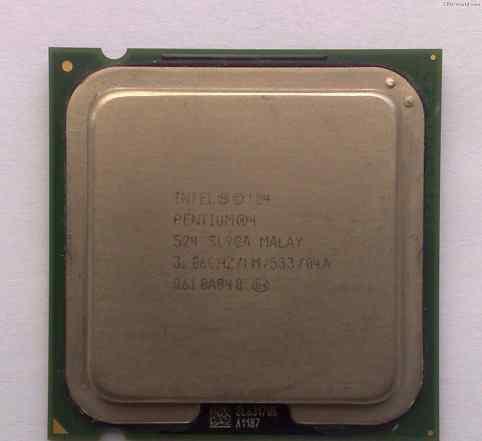 Intel Pentium 4 524 LGA775 3.06Ghz