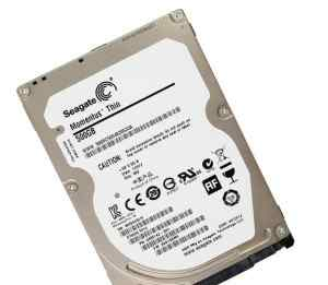 Hdd seagate momentus thin 500gb 7мл
