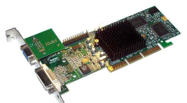 Matrox G550 AGP (G55+ mdha32DB)