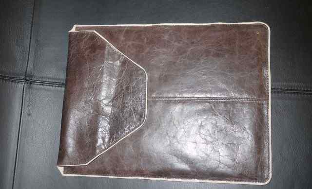 Кожаный чехол для 1 или 2 iPad