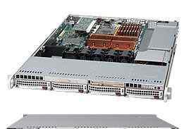 Сервер 1U SuperMicro SuperServer 6015B-8B