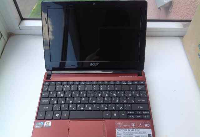 Новый нетбук Acer