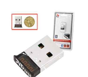 Trust BT-2400p Ultra Small USB-Bluetooth адаптер