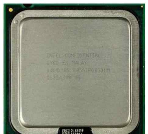 Процессор intel dual core LGA775
