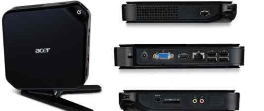 Acer Aspire Revo r3700 Dual Core DDR3 Intel Atom