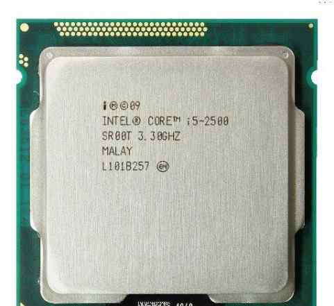 Процессор intel Core i5 2500, LGA 1155, OEM
