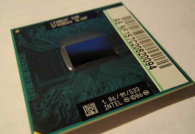 Intel Celeron m540/Intel Core 2 Duo