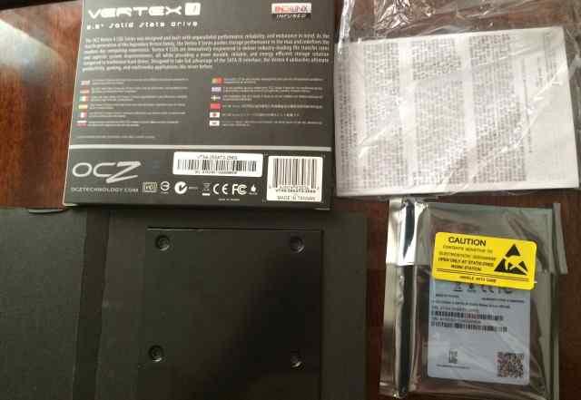 SSD диск OCZ Vertex 4 256 Гб новый в упаковке