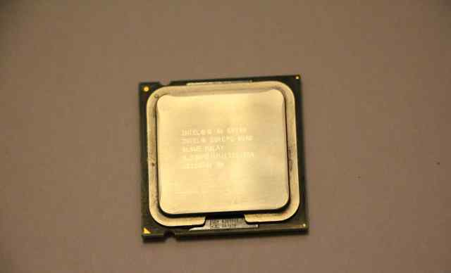 CPU core 2 quad q9300