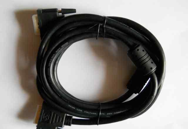 Новый кабель DVI