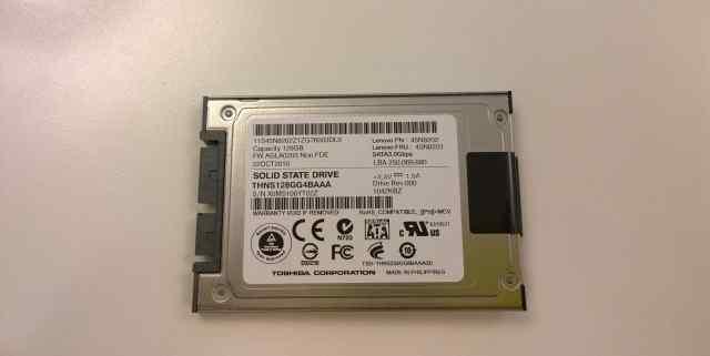 SSD microsata 128Gb 1.8
