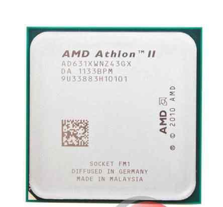 Процессор Athlon 631 x4 FM1
