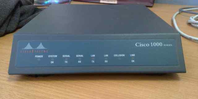 Маршрутизатор Cisco 1005