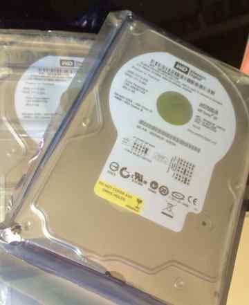 HDD WD 250 GB IDE в упаковке