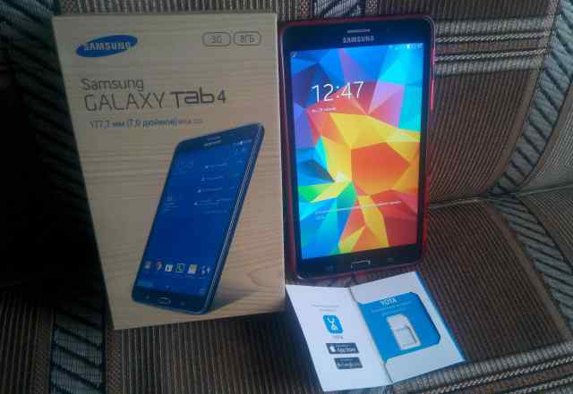 Samsung galaxy Tab 4 7 дюймов
