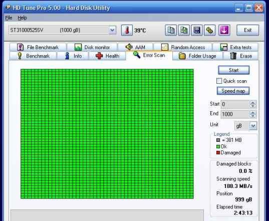 HDD) жёсткий диск Seagate ST31000525SV
