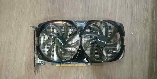 Gigabyte Radeon HD 7850 1100Mhz PCI-E 3.0 1024Mb