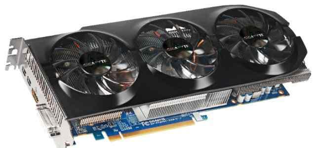 Gigabyte Radeon HD 7870 2GB GHz Edition