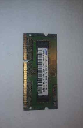Память для оутбука SO-dimm PC3-8500 1 Gb