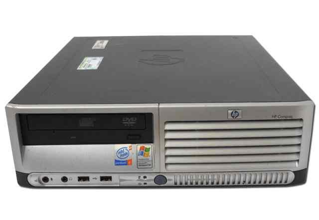 HP DC7100 SFF P4-530/S775