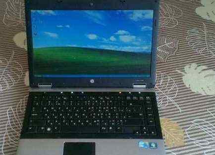 Core i5 мощный HP Probook 6450b