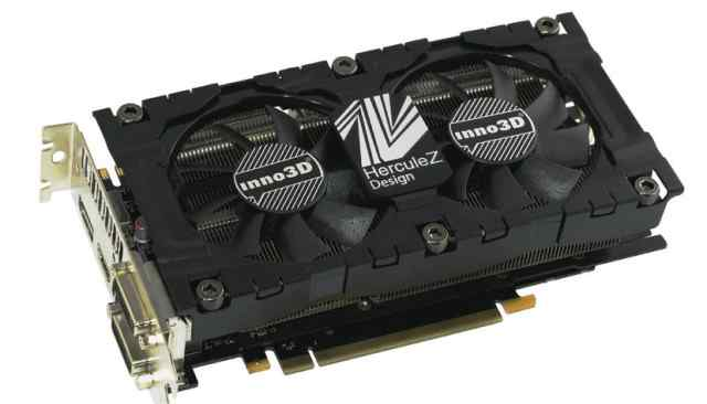 Inno3D GeForce GTX 760 HerculeZ 2000