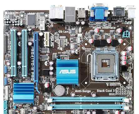 Asus P5G41TD-M Pro (Socket 775)