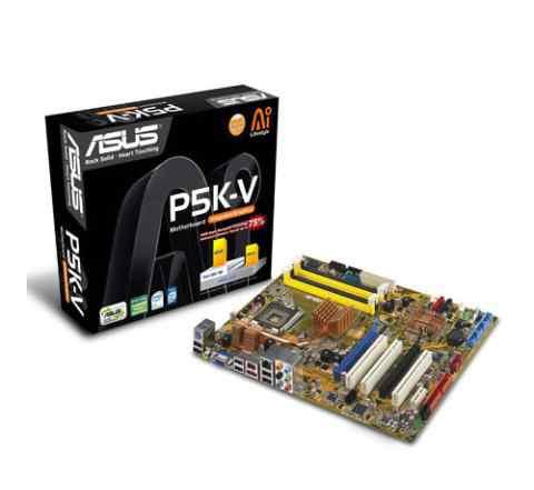 Asus P5K-V Socket 775