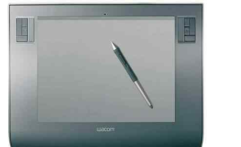 Графический планшет Wacom Intuos3 A4