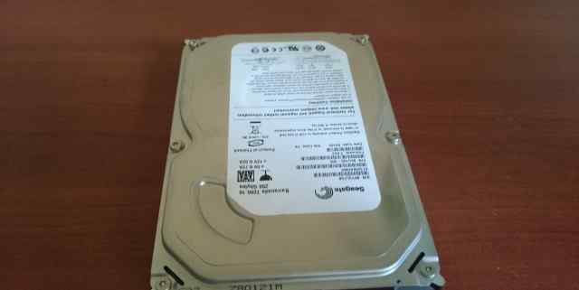 Жесткий диск 250гб Seagate