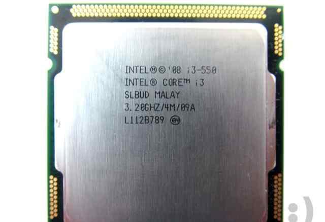 Core i3-550 3.2GHz LGA 1156