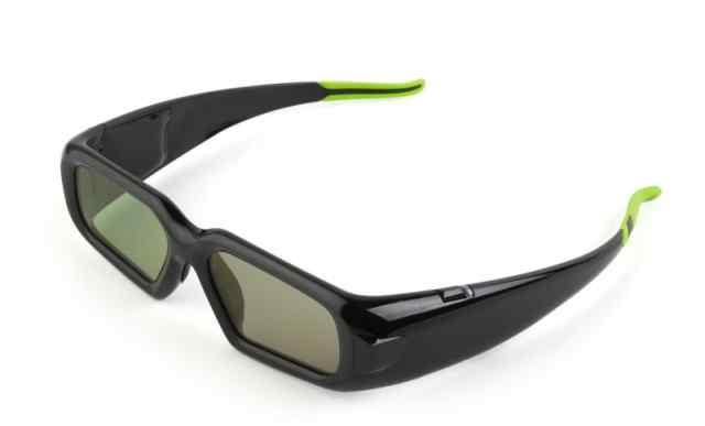 Беспроводные 3D очки nVidia