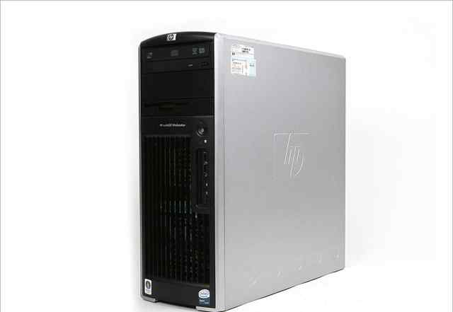 Рабочая станция HP XW6600