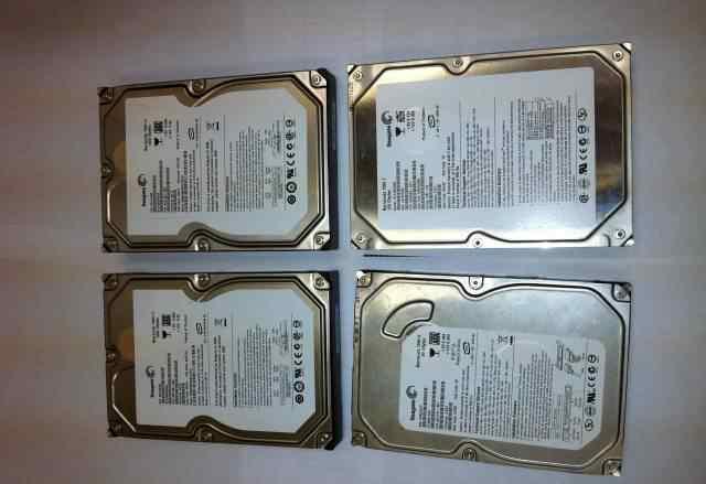 Неисправные HDD IDE, sata, scsi, SAS, 36-1000GB