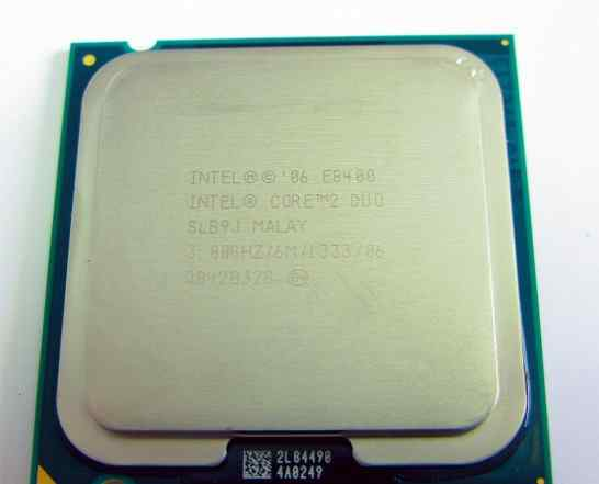 Core 2 Duo E8400 Wolfdale LGA 775 доставка