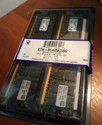 Оперативная память DDR2 8GB PC2-6400 ECC REG