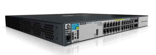 HP ProCurve 2520G-24-PoE коммутатор