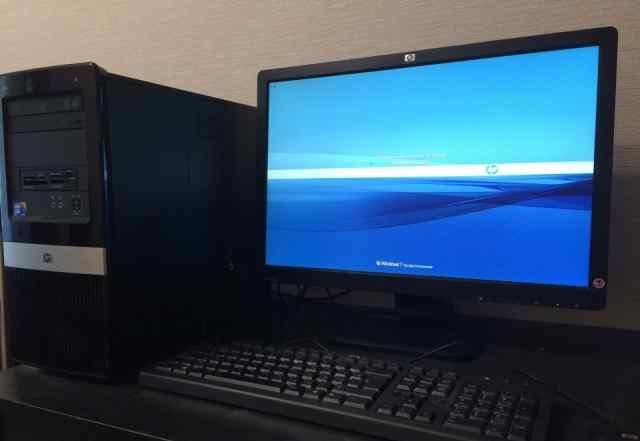 Продаю компьютер HP Pro 3010 MT Core 2 Duo E7500