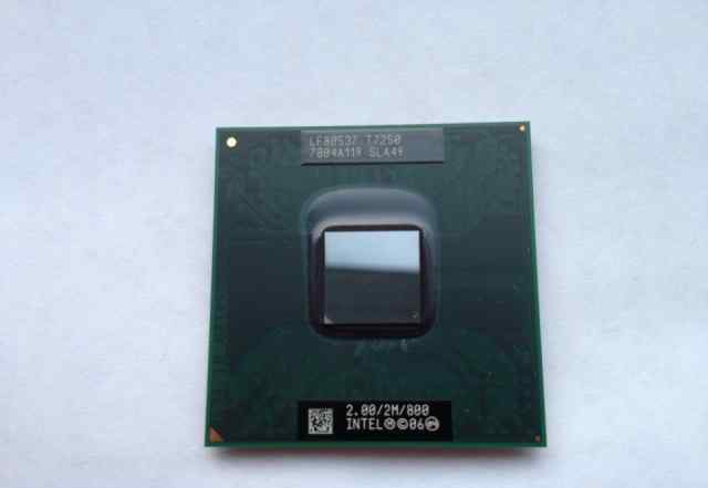 Intel Core2 Duo Processor T7250 2M 2.00 800