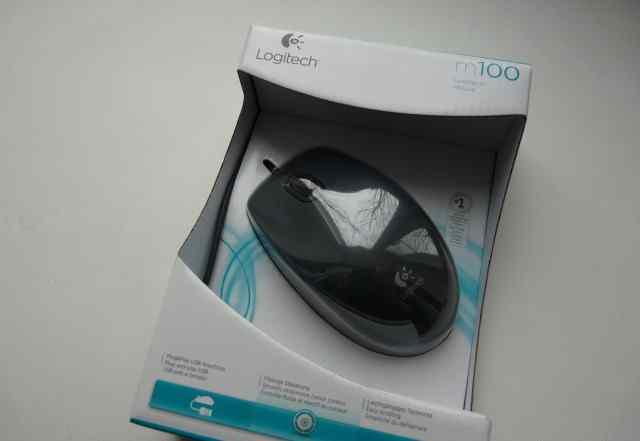 Logitech Mouse M100 USB