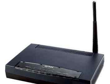 Adsl роутер Zyxel P-660HW (Wi-Fi)
